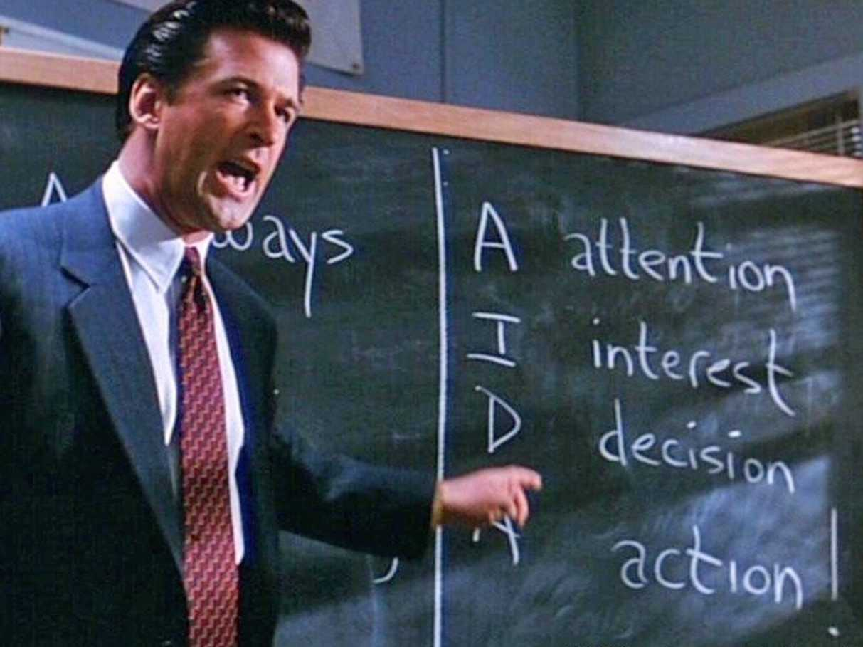 Alec baldwin glengarry glen ross for How to get a rich look