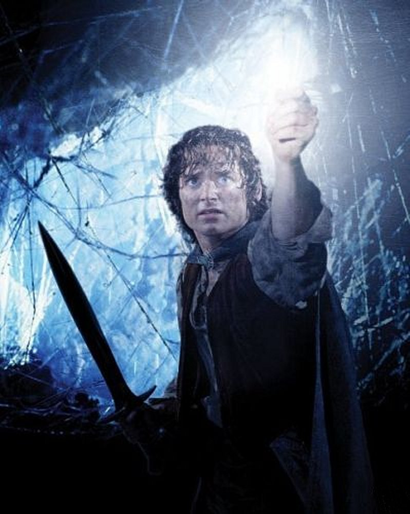 picture ring frodo lord rings the image of