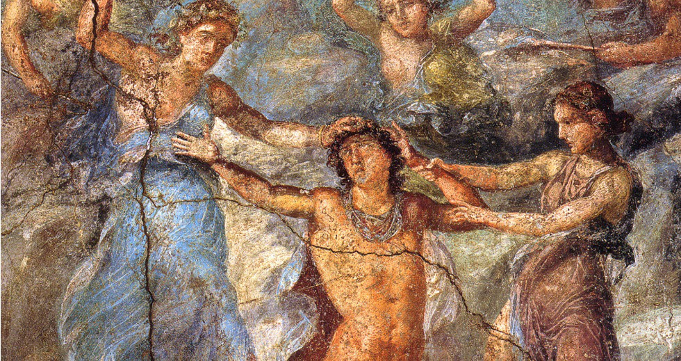 pentheus vs dionysus essays Dionysus was the god of fertility and wine, later considered a patron of the arts he created wine and spread the art of viticulture he had a dual na.